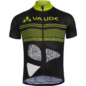 VAUDE Brand Tricot Heren, zwart/groen